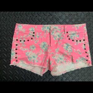 Mossimo shorts juniors size 7